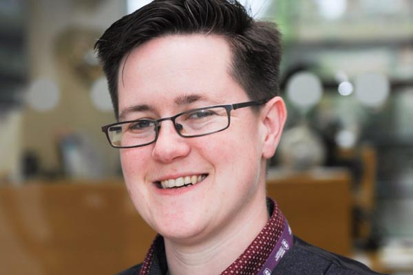 Lincoln librarian shortlisted for Gay Times honours
