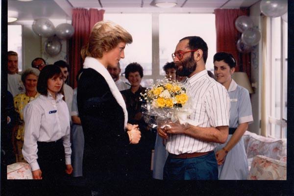 Mildmay Hospital celebrates the life and legacy of Diana, Princess of Wales