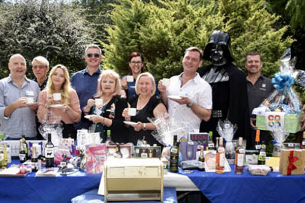 Darth Vader helps to raise over £1,800 at The Sussex Beacon's Summer Fete