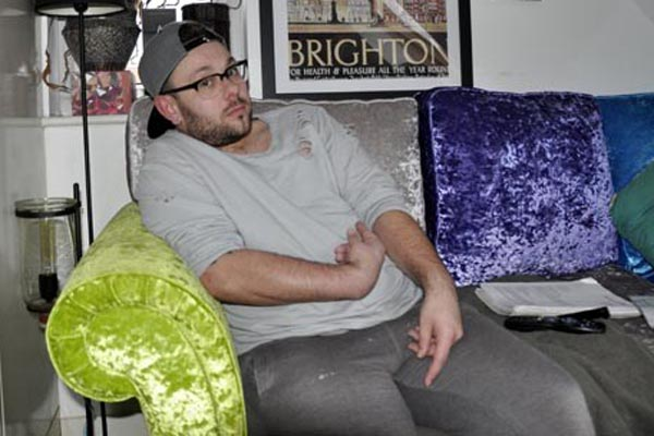 Gay tetraplegic remains 'trapped' in second floor council flat