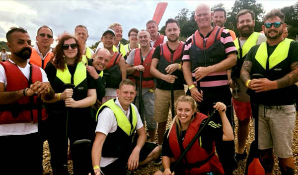 Marine Tavern raise £1,623.73 for children's charity
