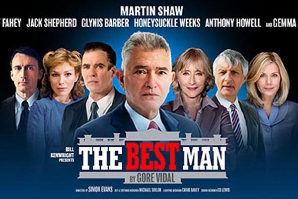 THEATRE REVIEW: The Best Man @Theatre Royal