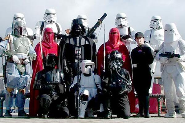 Star Wars characters to have a cuppa at The Sussex Beacon's Summer Fete