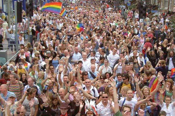 Six Prides bid to host UK Pride 2018