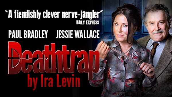REVIEW: Deathtrap by Ira Levin @Theatre Royal