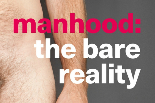 BOOK REVIEW: Manhood: The Bare Reality by Laura Dodsworth