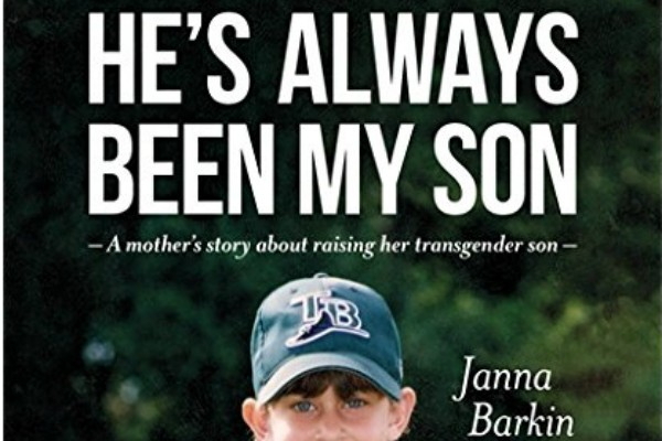 BOOK REVIEW: He's Always Been My Son by Janna Barkin