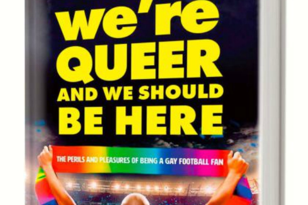 BOOK REVIEW: We're queer and we should be here by Darryl Telles.