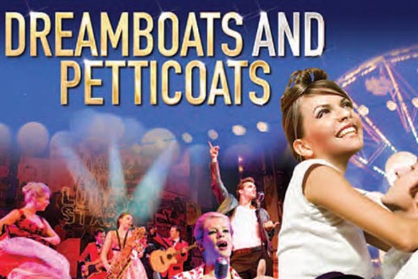 THEATRE REVIEW: Dreamboats And Petticoats @Theatre Royal