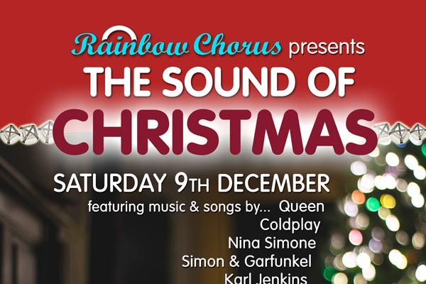 PREVIEW: The Sound of Christmas, Rainbow Chorus winter concert
