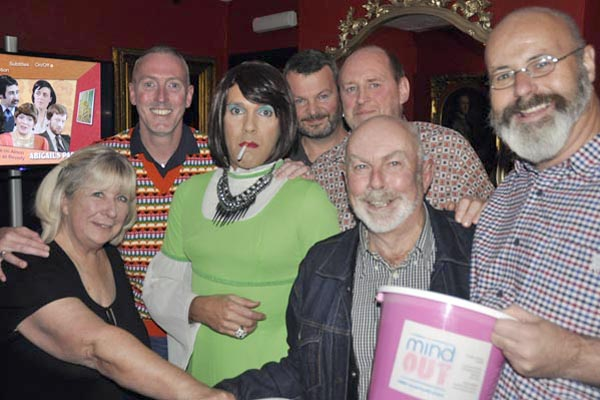 Abigail's Party raises funds for LGBTQ Mental Health Charity