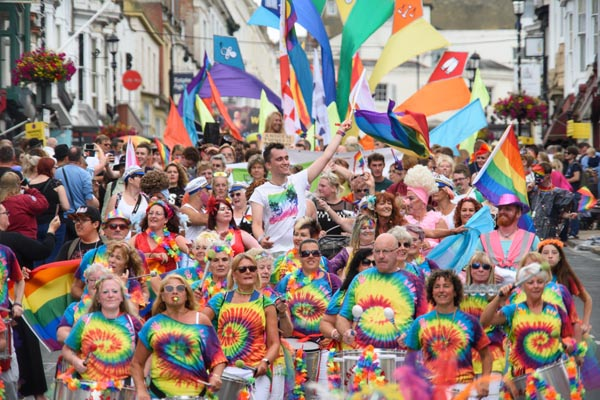 Isle of Wight Pride wins right to host UK Pride in 2018