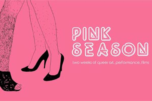 Pop-Up Pink Season – A creative queer fortnight
