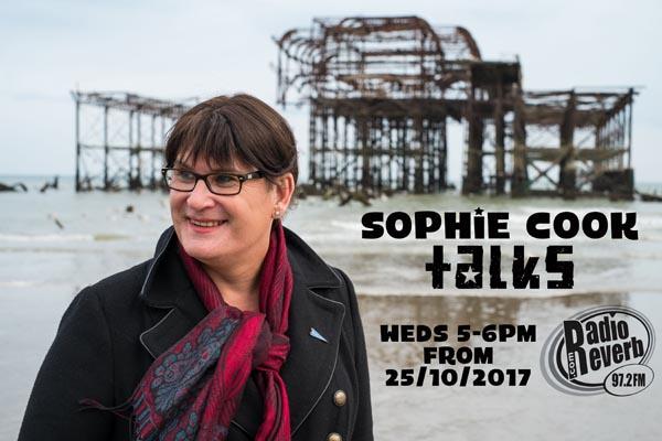 Sophie Cook joins RadioReverb