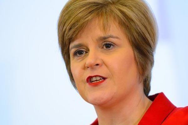 Nicola Sturgeon to apologise for historic criminalisation of gay men in Scotland