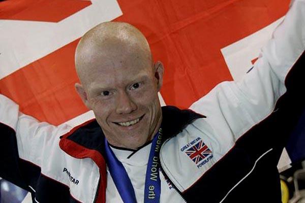 Gay Games Ambassador wins 9th World Championship Powerlifting Gold