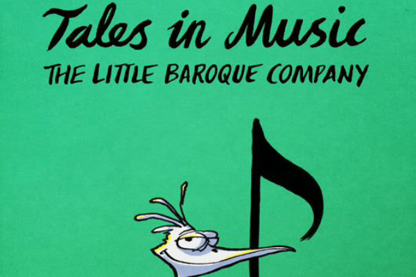 REVIEW: TALES IN MUSIC: THE PIGEON AND THE ALBATROSS: Little Baroque Company