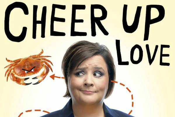 BOOK REVIEW: Cheer up Love by Susan Calman