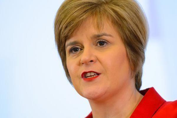 Sturgeon makes full and unequivocal apology to gay men for historic convictions