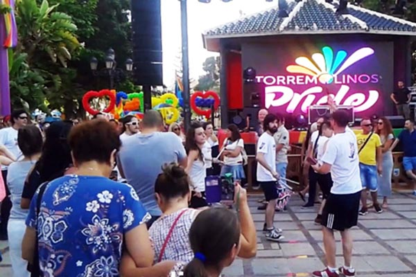 TRAVEL: Torremolinos Pride 2017