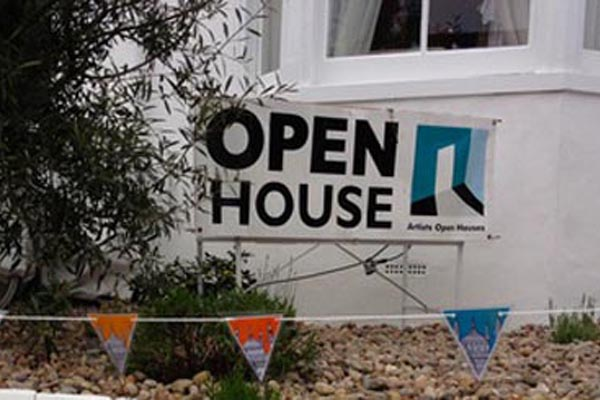 PREVIEW: Brighton's Artists Open Houses Xmas Festival 2017