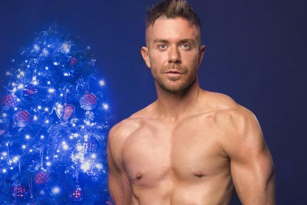 Mr Gay Europe helps keep Brighton's homeless warm and fed this Christmas