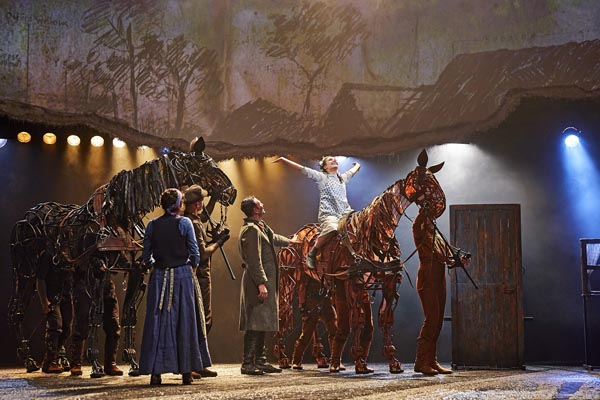 COMPETITION: Win a pair of tickets for War Horse at Brighton Centre