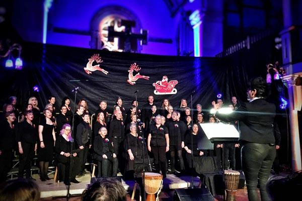 REVIEW: Rainbow Chorus Christmas Concert