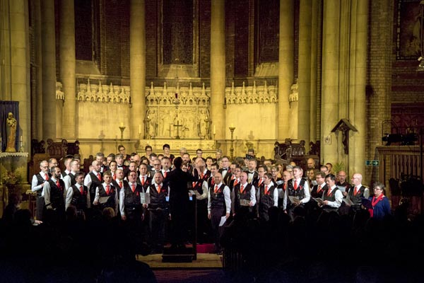 World AIDS Day concert raises over £3,000 for HIV charity