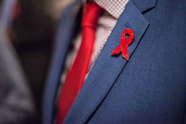1 in 5 Brits uncomfortable wearing a red ribbon to mark World AIDS Day