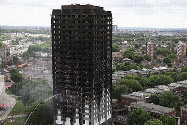 LETTER TO EDITOR: Grenfell Tower National Memorial Service