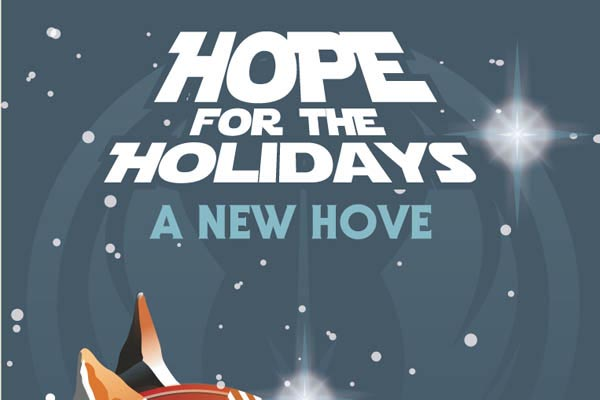 REVIEW: Hope for the holidays – a new Hove – Resound and Rebelles