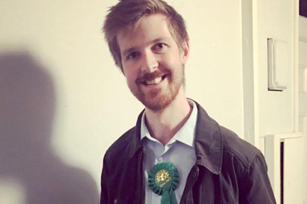 Greens announce candidate for coming East Brighton by-election