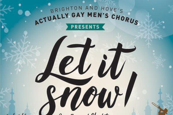 REVIEW: Let it snow – Actually Gay Men's Chorus
