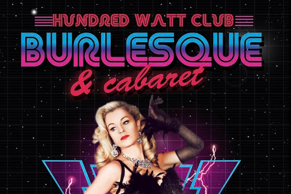 PREVIEW: Hundred Watt Club – 80's night!