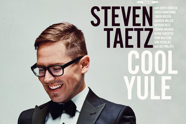 MUSIC REVIEW: Steven Taetz – too cool for your yule?