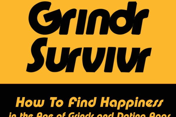 BOOK REVIEW: Grindr Survivr by Andrew Londyn