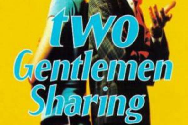 BOOK REVIEW: Two Gentlemen Sharing  by William Corlett