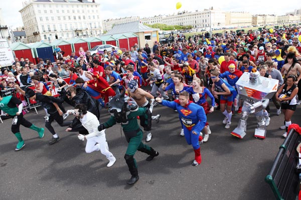 Heroes Run returns this summer in aid of RISE