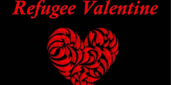 Celebrate love and diversity at Refugee Valentine
