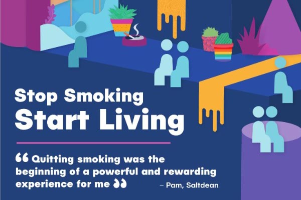 Switchboard launch new LGBT+ anti-smoking campaign