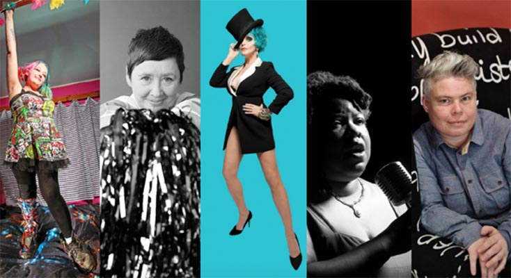 Manchester Pride event – How to have a one woman show