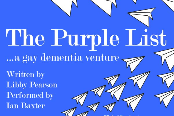 New play raises awareness of LGBT+ people with dementia