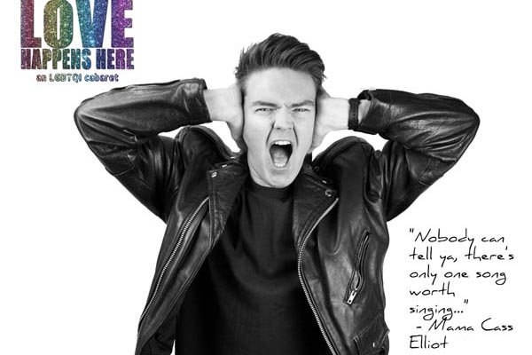 PREVIEW: Love Happens Here – an LGBTQI cabaret