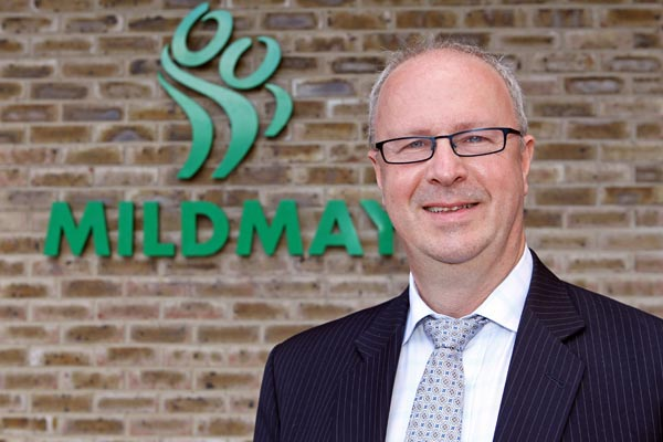 Mildmay CEO leaves charity to take on new post
