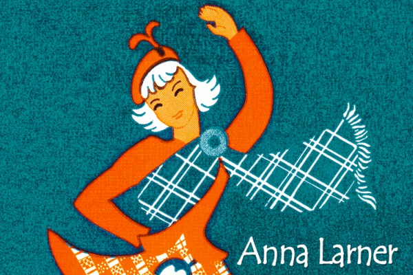 BOOK REVIEW: Highland Fling by Anna Larner