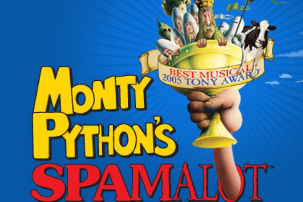 THEATRE REVIEW: Spamalot @Eastbourne