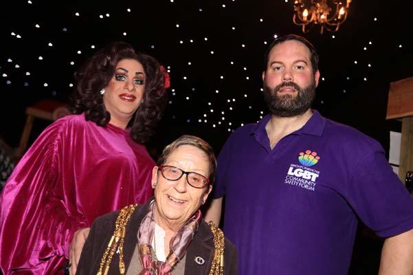 Mayor of Brighton & Hove opens B RIGHT ON LGBT Community Festival