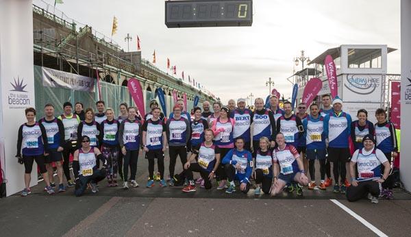 28 years of Brighton Half Marathon fever