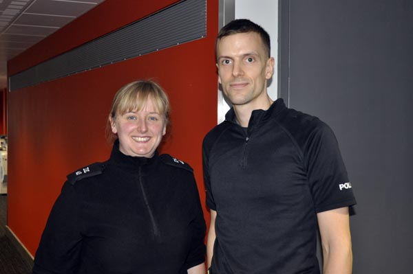 New LGBT Liaison Police Officer appointed